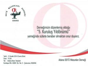 AdanaMDDavetiye